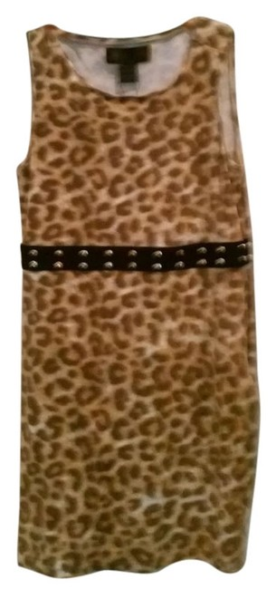 Preload https://item3.tradesy.com/images/kardashian-kollection-brown-and-gold-leopard-print-above-knee-short-casual-dress-size-16-xl-plus-0x-2197637-0-0.jpg?width=400&height=650