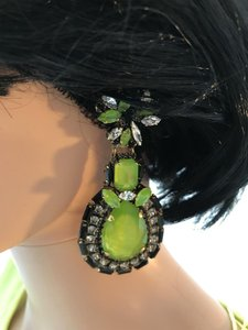 Erickson Beamon Neon earrings