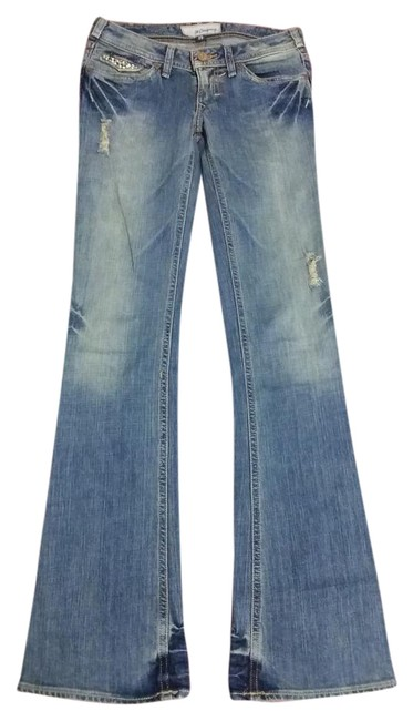 Preload https://item4.tradesy.com/images/j-and-co-jeans-studded-vintage-flare-leg-jeans-distressed-2197738-0-2.jpg?width=400&height=650
