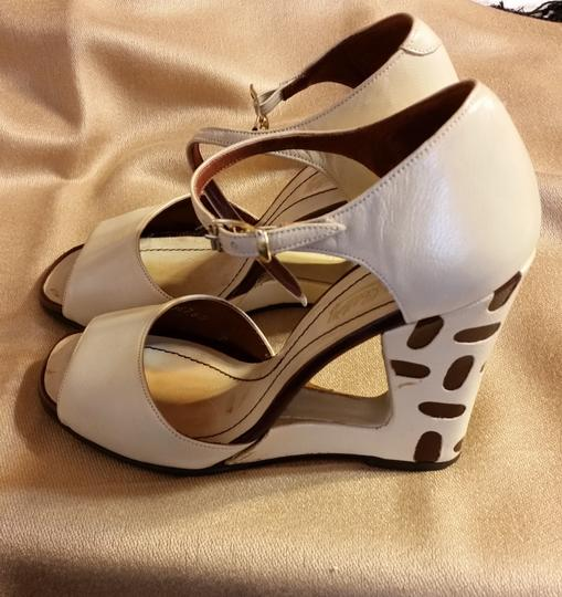 O'connor Goldberg tan Wedges