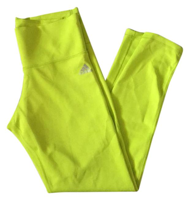Item - Lime Yellow Neon Green Climalite Activewear Bottoms Size 8 (M)