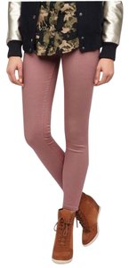Urban Outfitters Skinny Pants Faded Rose