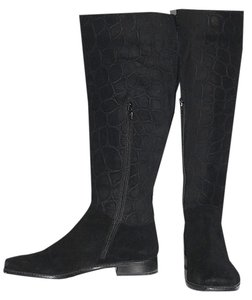 Stuart Weitzman Knee High Black Boots