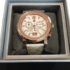 Michele Diamond Sport Sail Rose Gold & 20mm Strap Collection!