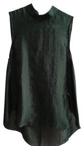 Theory Top Forrest Green
