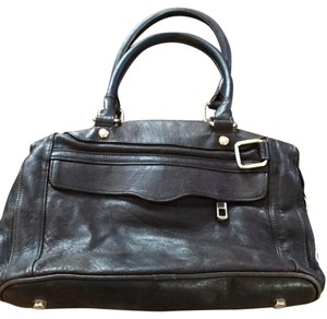 Rebecca Minkoff Satchel in dark brown