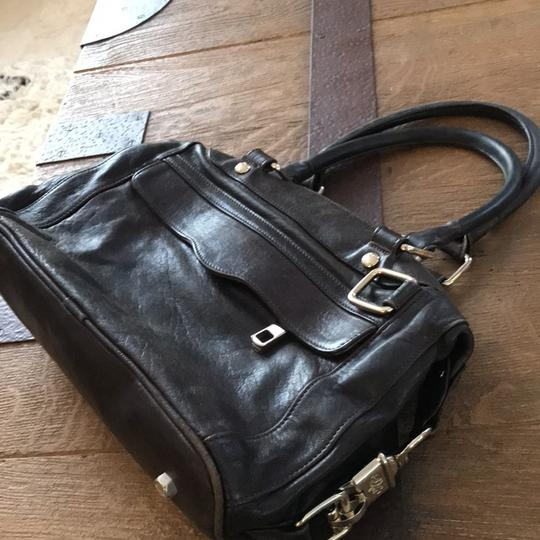 Rebecca Minkoff Satchel in dark brown Image 1