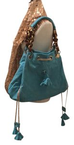 Big Buddha Tote in blue
