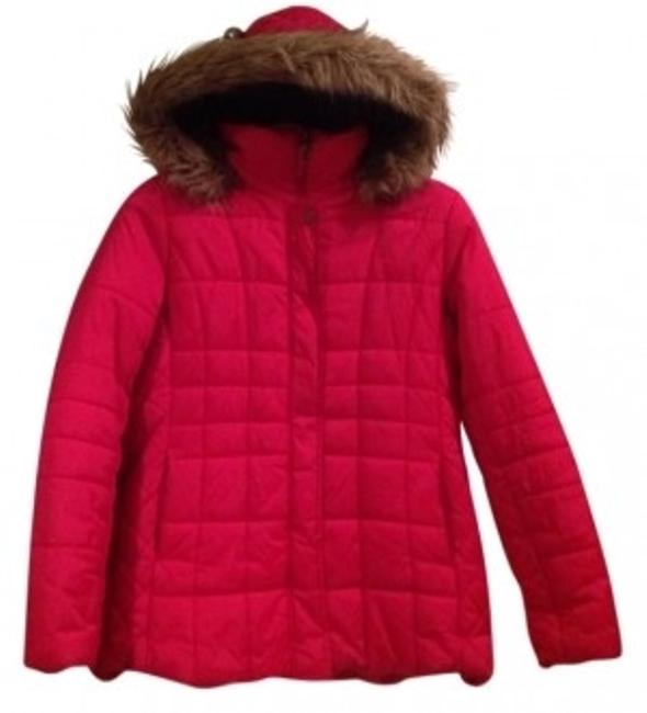 Tommy Hilfiger Down Princess Seaming With Inseam Coat