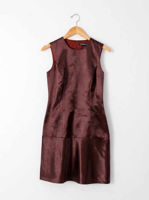 Vivienne Tam Rayon Sheath Dress