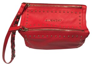 Givenchy Wristlet in red