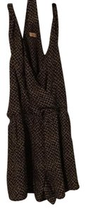 Nell Couture Dress Shorts black multi