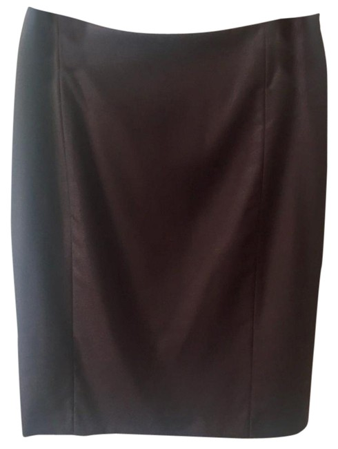 Item - Brown 142222 Skirt Size 4 (S, 27)