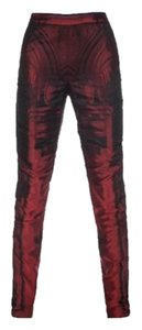 Paul Smith Skinny Pants Red and Black