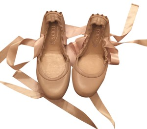 Tod's nude Flats