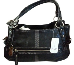 Franco Sarto Satchel in Black