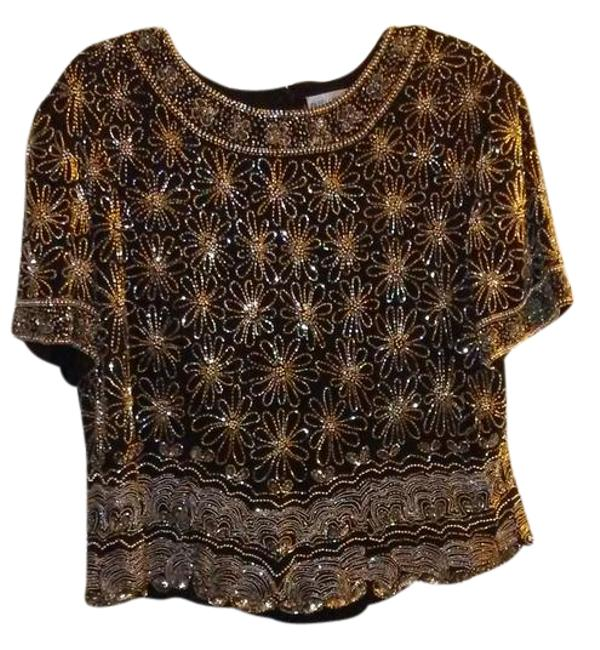 Preload https://img-static.tradesy.com/item/21981580/papell-boutique-black-and-silver-rn-59782-night-out-top-size-16-xl-plus-0x-0-2-650-650.jpg
