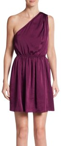 BCBGeneration Bcbg One Shoulder Bcbg Dress