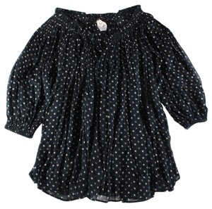 toile Isabel Marant Star Top Black