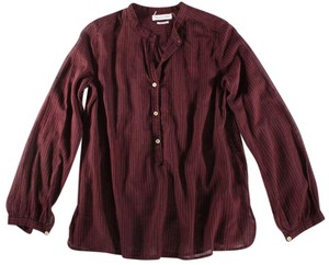 Étoile Isabel Marant Shirt Top Red, Black