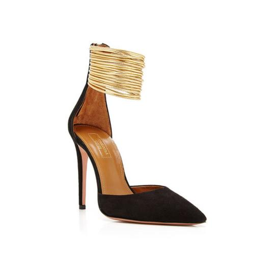 Aquazzura Black Pumps Image 2