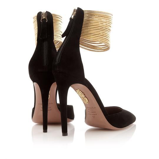 Aquazzura Black Pumps Image 5