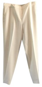 St. John Trouser Pants White-off white