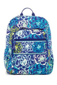 Vera Bradley Travel School Backpack