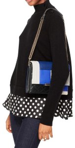 Kate Spade Emerson Place Lenia Patchwork Quilted Leather Pxru7284 New York Shoulder Bag
