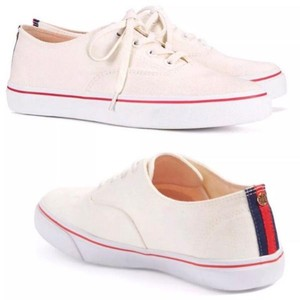 Tory Burch White, Nantucket Red, Navy Sea Athletic