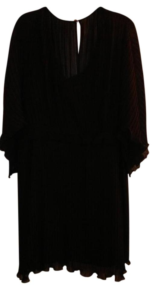 40e6c3f069 Signature by Robbie Bee Black Rn 109881 Short Night Out Dress Size ...