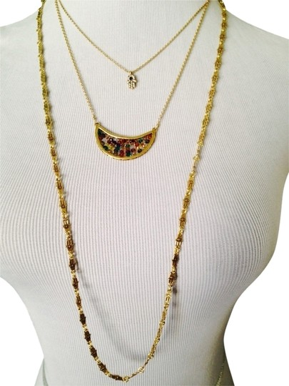 Preload https://img-static.tradesy.com/item/2198484/lucky-brand-goldmulti-color-4-ways-to-wear-crystal-gold-tone-hand-necklace-0-0-540-540.jpg
