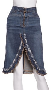 Just Cavalli Skirt Denim