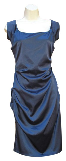Preload https://img-static.tradesy.com/item/21985297/rubber-ducky-productions-inc-blue-satin-off-the-shoulder-short-cocktail-dress-size-12-l-0-1-650-650.jpg