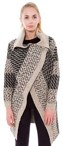 Others Follow Knit Womens Boho Winter Cardigan