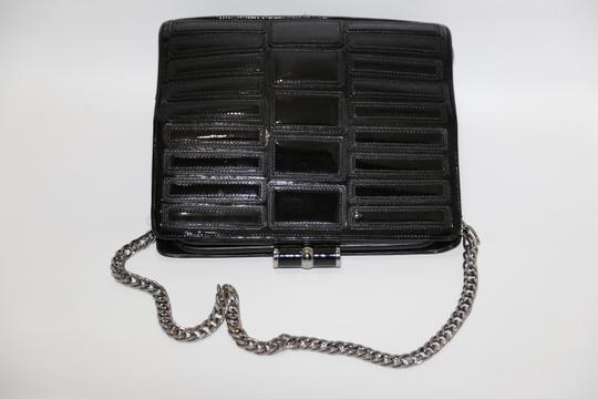 Barbara Bui Patent Leather Shoulder Bag