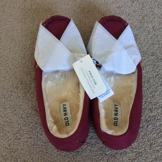 Old Navy Deep burgundy Flats