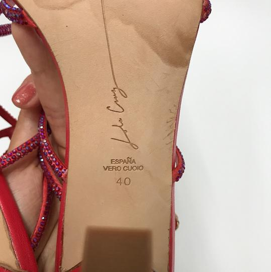 Vero Cuoio pink red Formal