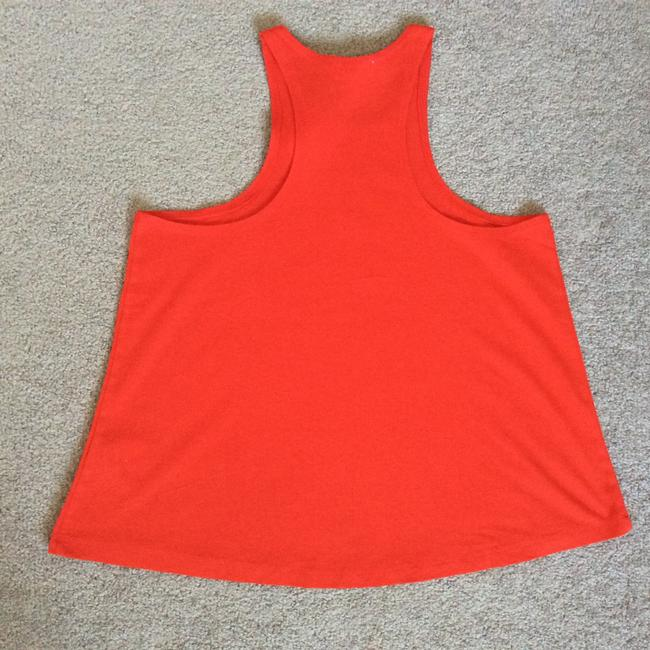 Forever 21 Top Orangy-red