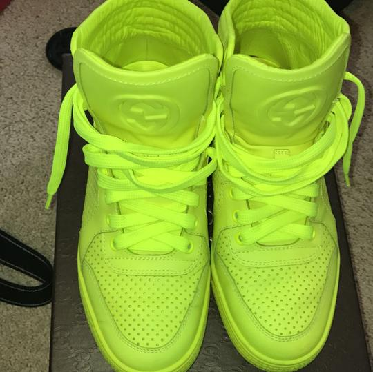 Gucci Neon Green Athletic