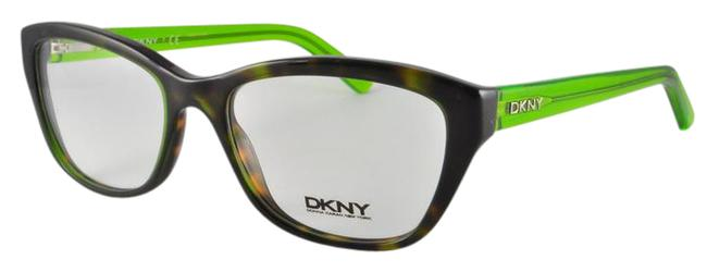 DKNY Brown Green Sunglasses DKNY Brown Green Sunglasses Image 1