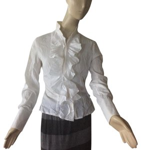 Germano Zama Button Down Shirt white