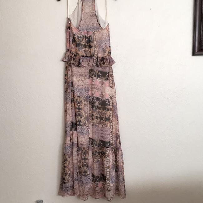 multi color ( see picture) Maxi Dress by BCBGeneration