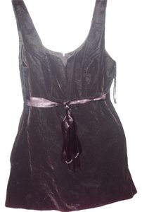 Algo Jumper Velvet Vintage Youthful Dress