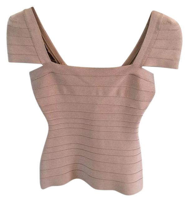 Preload https://img-static.tradesy.com/item/21986520/herve-leger-nude-pink-dune-signature-essentials-bandage-night-out-top-size-2-xs-0-1-650-650.jpg