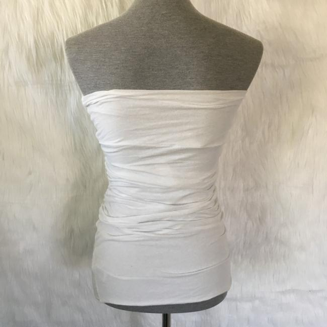 James Perse Top White