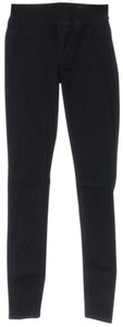 Tory Burch Legging Denim Skinny Jeans-Dark Rinse