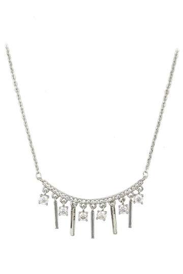 Preload https://img-static.tradesy.com/item/21987056/silver-temperament-girl-crystal-clavicle-necklace-0-0-540-540.jpg