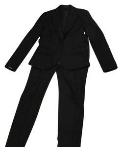 Theory 2pc classic suit with straight leg