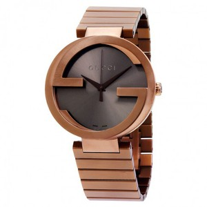 Gucci Interlocking XL Brown Men's Watch